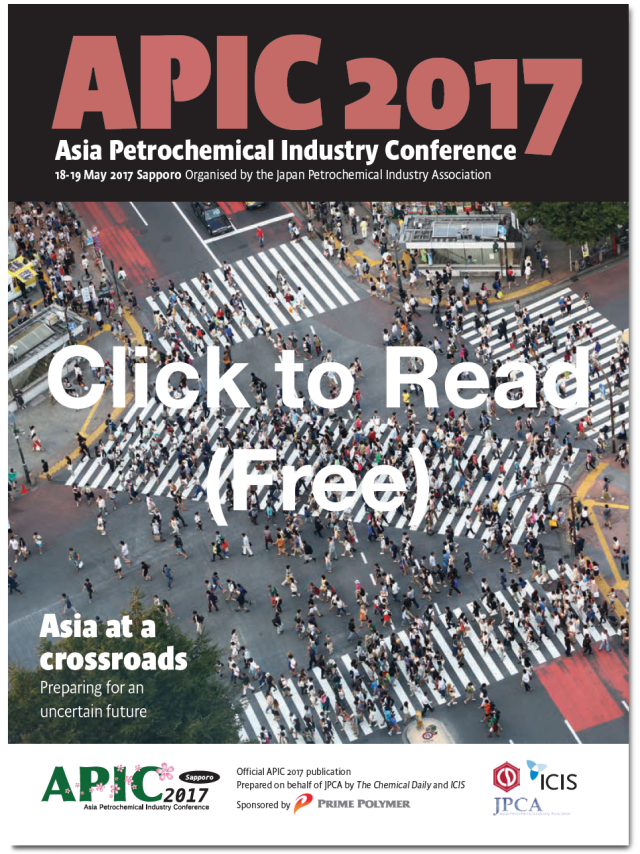 APIC 2017 - Japan Chemical Daily