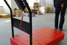 ZMP Starts Selling Autonomous Robots for Logistical Support