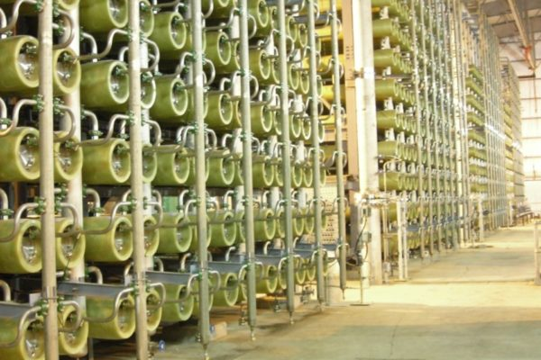 Toyobo Expedites Tests of Forward Osmosis Membranes for Seawater Desalination