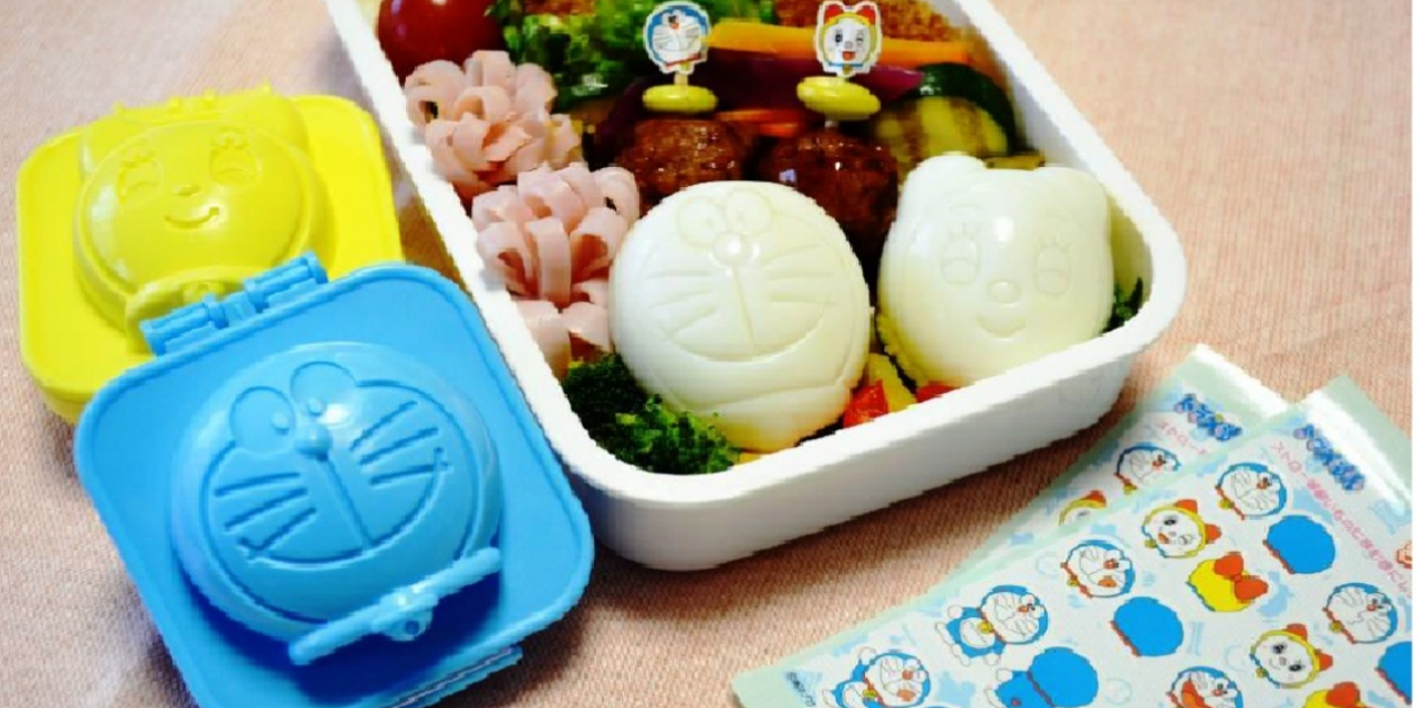 Kokubo to Release Mold That Turns Boiled Eggs Into Doraemon Characters