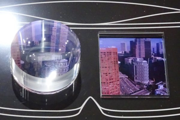 Sharp Develops First-ever LCD for Head-mounted Display Using IGZO