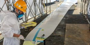 Nihon Tokushu Toryo Finds Increasing Interest in Wind Turbine Blade Coatings
