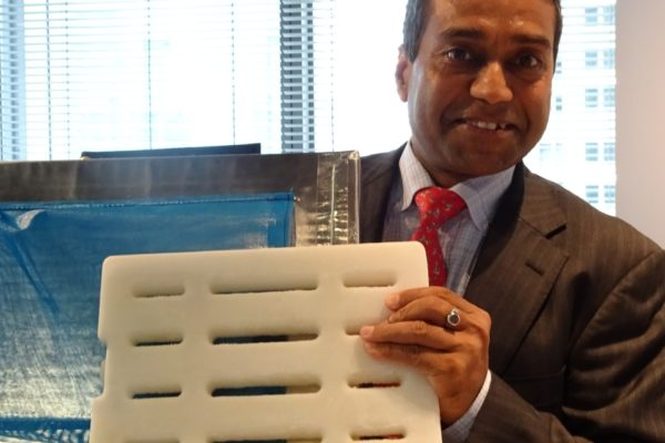 ITE Invents Electricity-free Refrigerated Transport System