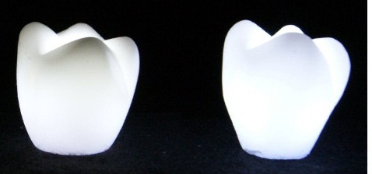 Tosoh Develops Strong, Translucent Zirconia Powder for Dental Material