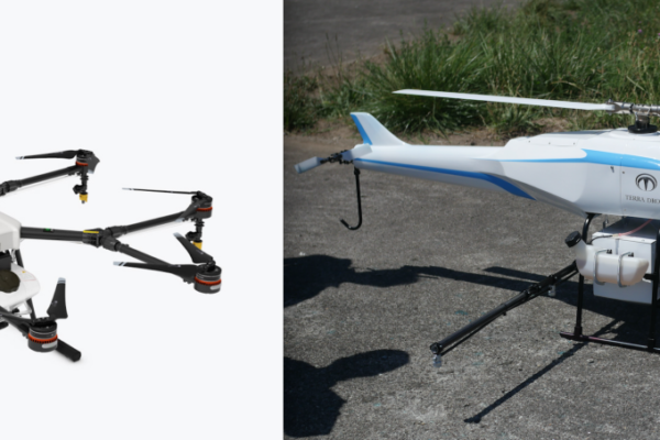 Increasing Number of Drone Companies Move Into Agrochemical Dispersal Business