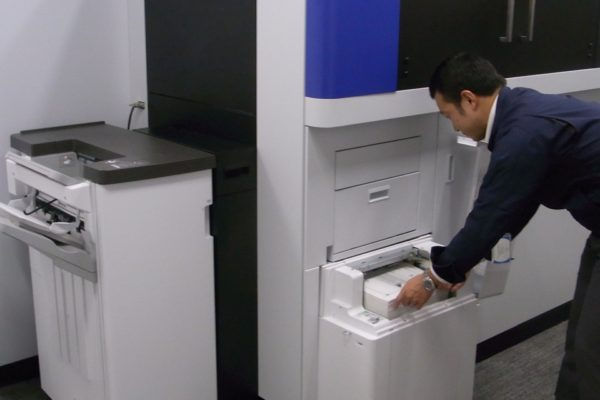 New Epson Machine Turns Any Office Into Paper Mill
