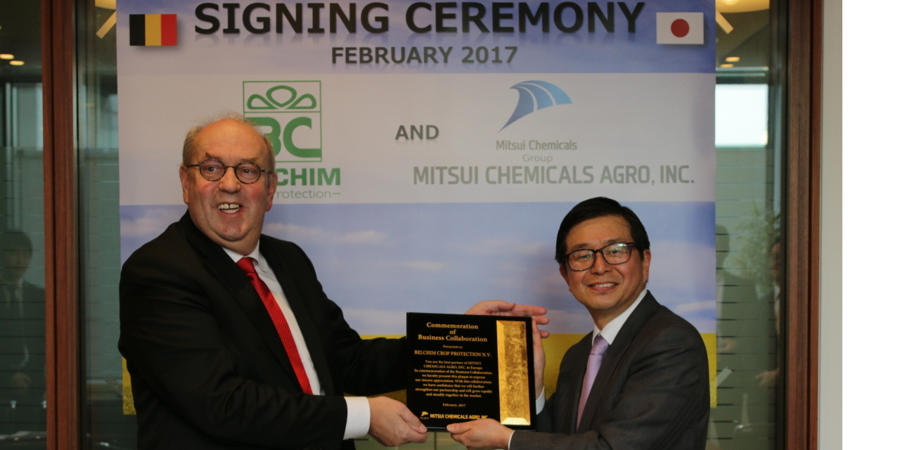 Mitsui Chemicals Agro Acquires 10% Share of Belchim Crop Protection