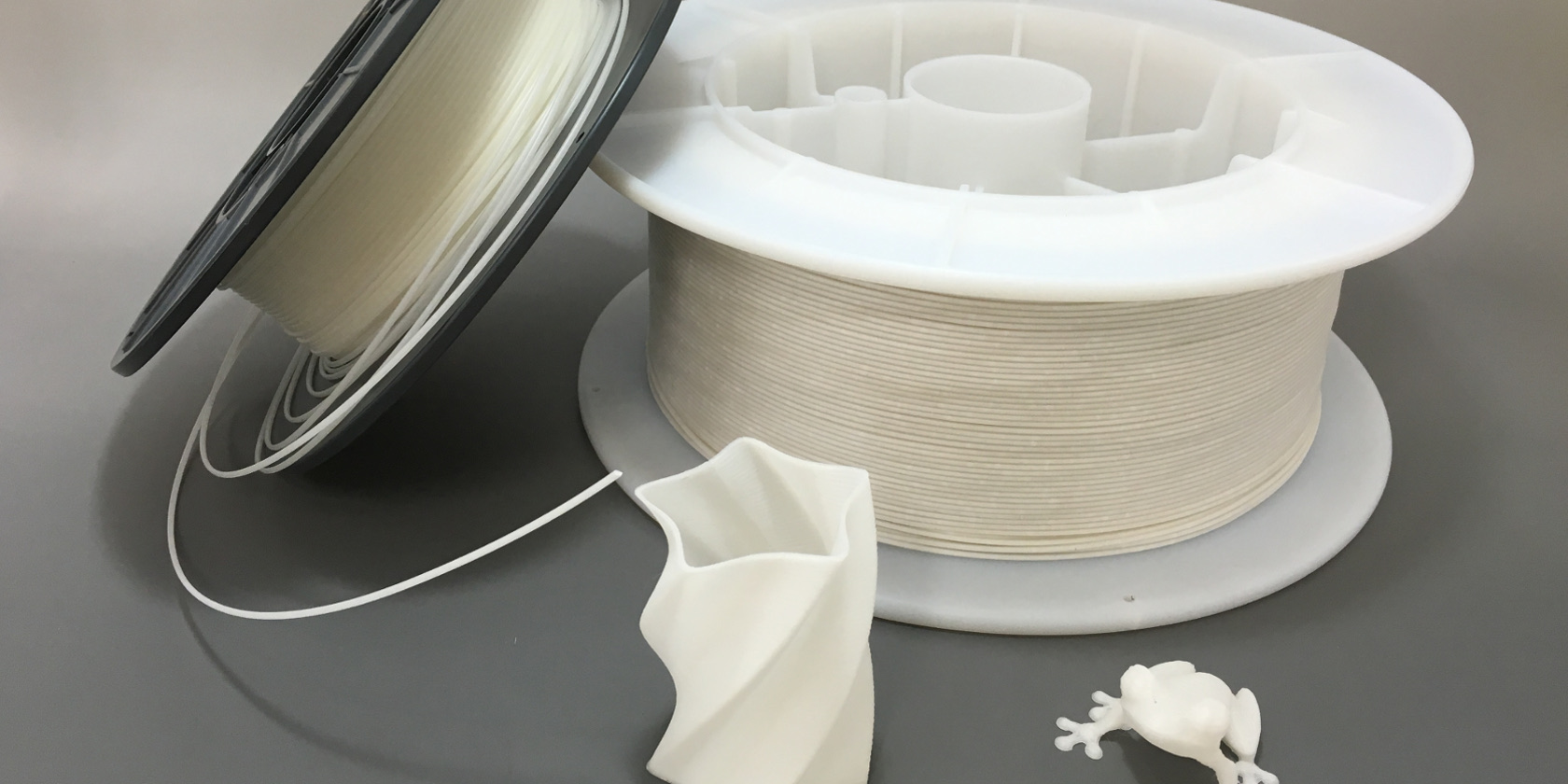 D Printing Exhibition Tokyo : Tokyo printing ink develops pp filament for d printers