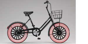 Bridgestone Adapts Air Free Concept to Create Airless Bicycle Tires