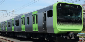 JR East Adopts 3M Graphic Marking Film for Train Cars on Tokyo Line