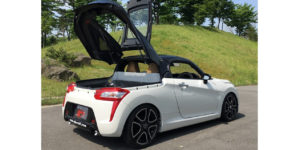 Teijin Targets Car Sharing Market With New Concept Car