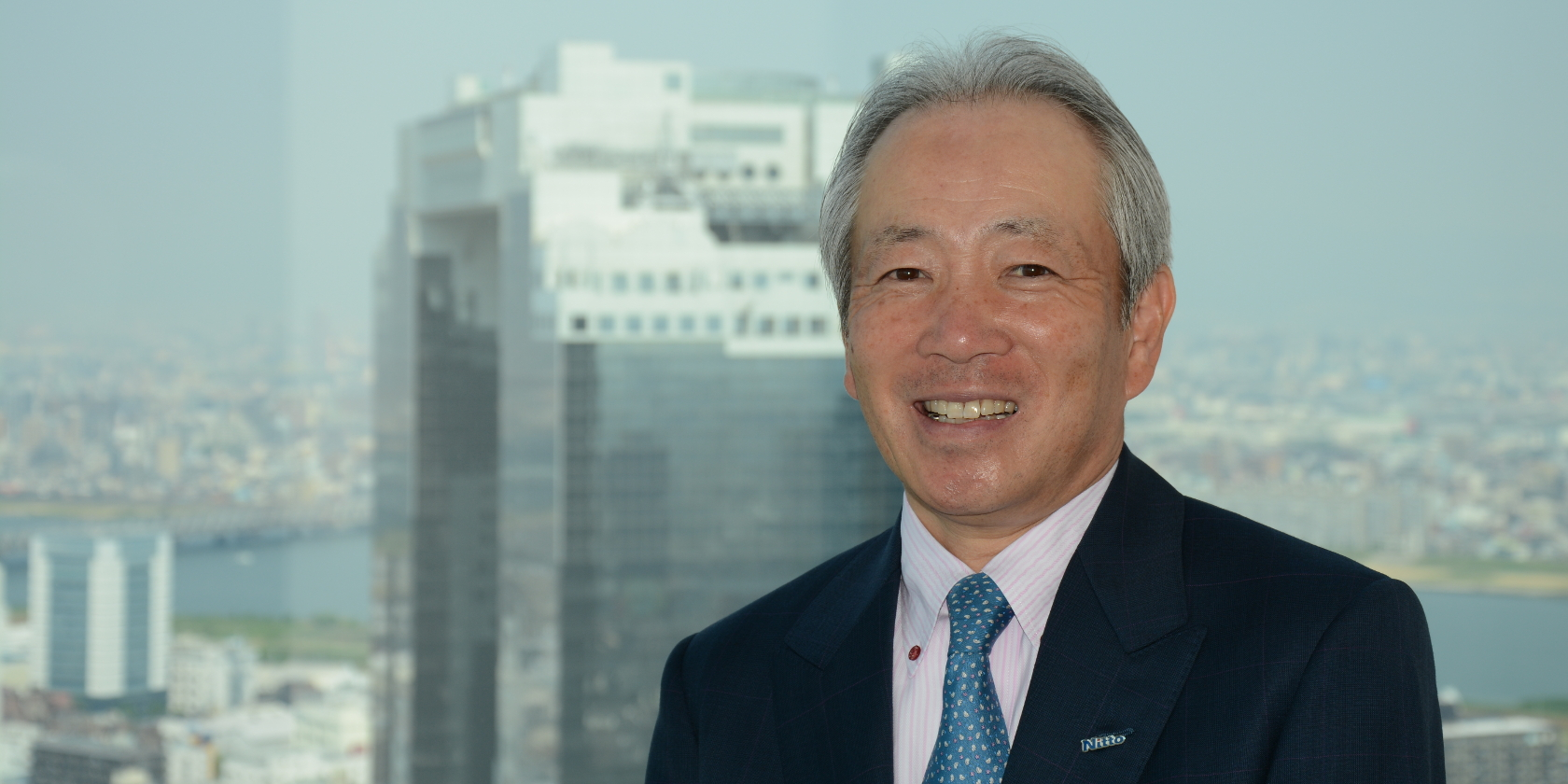 Nitto Denko President Talks New Business Strategies for Next 100 Years
