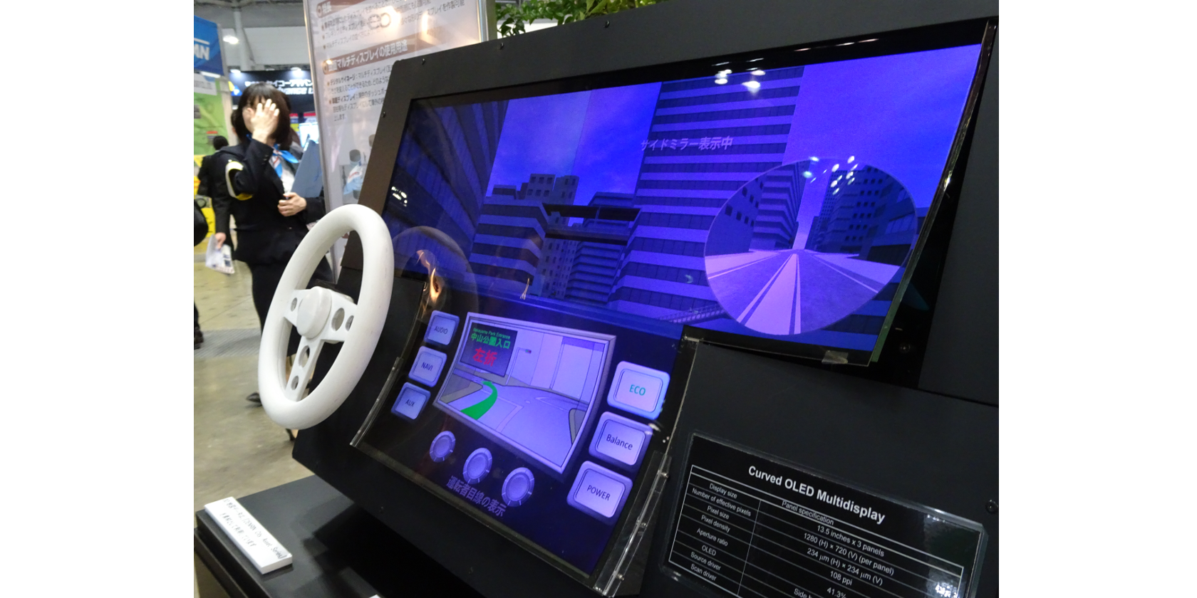 Key to the Car of Tomorrow: In-Vehicle Displays – Part 2