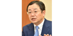 New Denka President Discusses Specialty Businesses, ICT-Driven Process Reforms