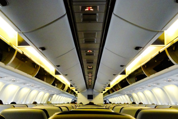 Sumitomo Bakelite's Reinforced Molding Materials Adopted for Aircraft Interiors