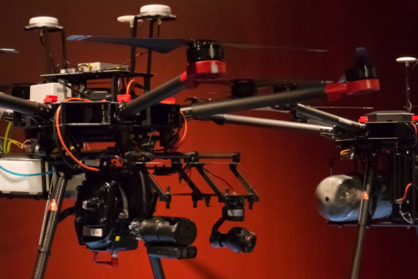 Skyrobot Looks to Commercialize Drones Capable of Prolonged Flight
