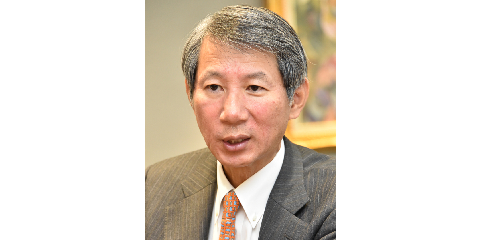 Interview: Chiyoda CEO Discusses New Company Structure, Aims for Upcoming Fiscal Year