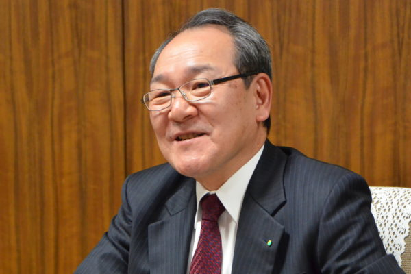 Interview: Nippon Shokubai President Yujiro Goto Talks Shift Into New Business Areas