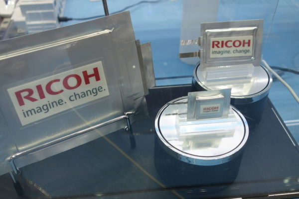 Ricoh Accelerates Development of New High-Capacity Storage Batteries