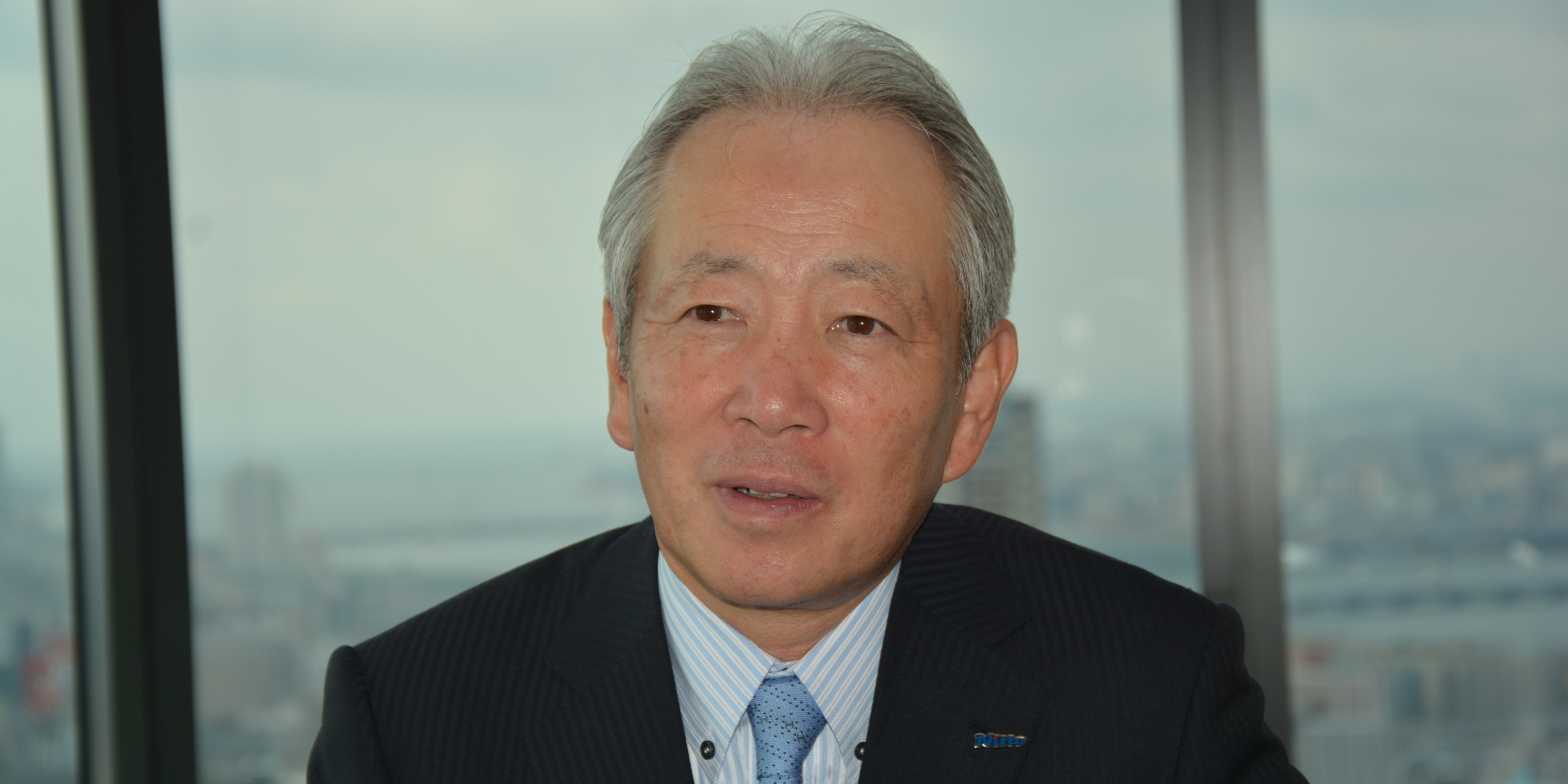 Interview: Nitto Denko CEO Hideo Takasaki Talks Promising Business in Displays, Life Sciences and Optical Cables