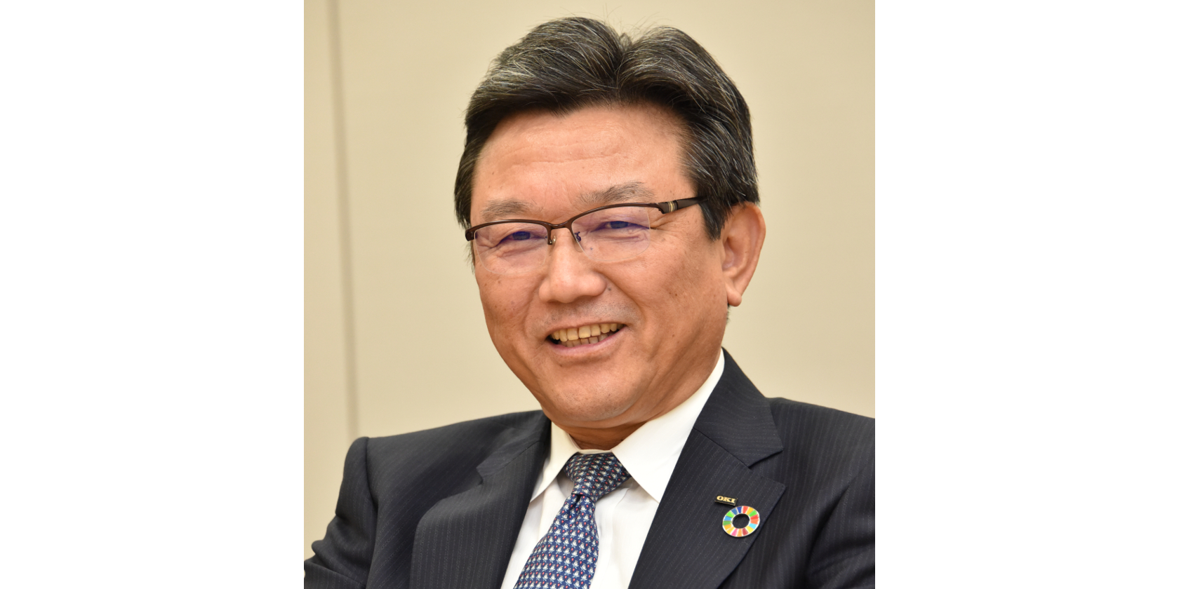 Interview: Oki President Shinya Kamagami Talks Business Conditions, Prospects