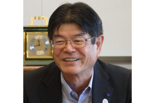 Interview: Sumitomo Electric President Osamu Inoue Discusses Developments in Automotive, Communications and Energy