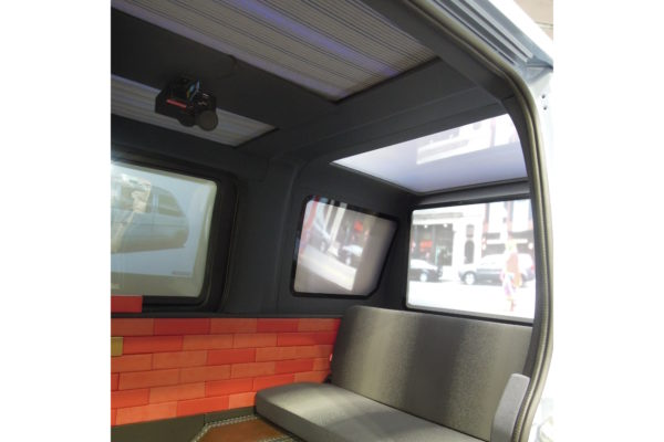 Teijin's Innovative Roof Offers a More Pleasant Ride