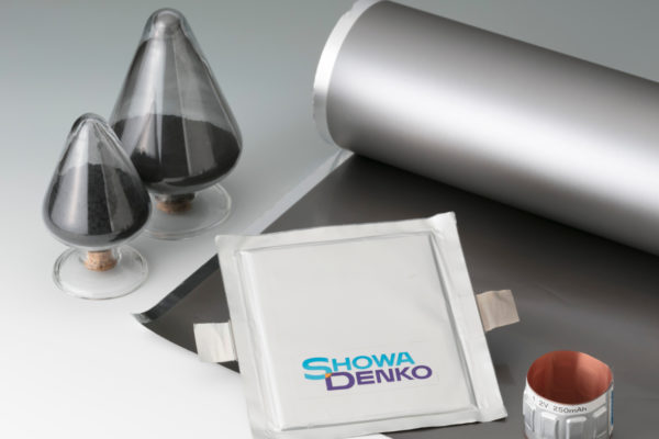 Showa Denko Looks to Grow Business for LiB Anode Materials, Conductive Agents