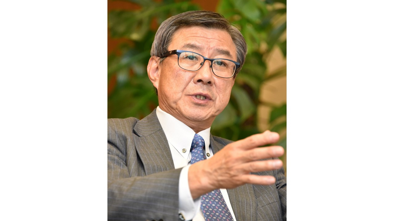 Interview: JCIA Chairman Tsutomu Tannowa Talks Environmental Efforts