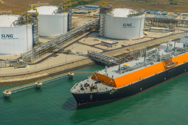 Singapore Takes up Leading Role in LNG Trade