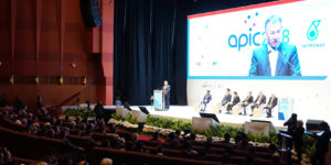 Petrochemical Industry Leaders Present Opinions, Ideas at APIC 2018