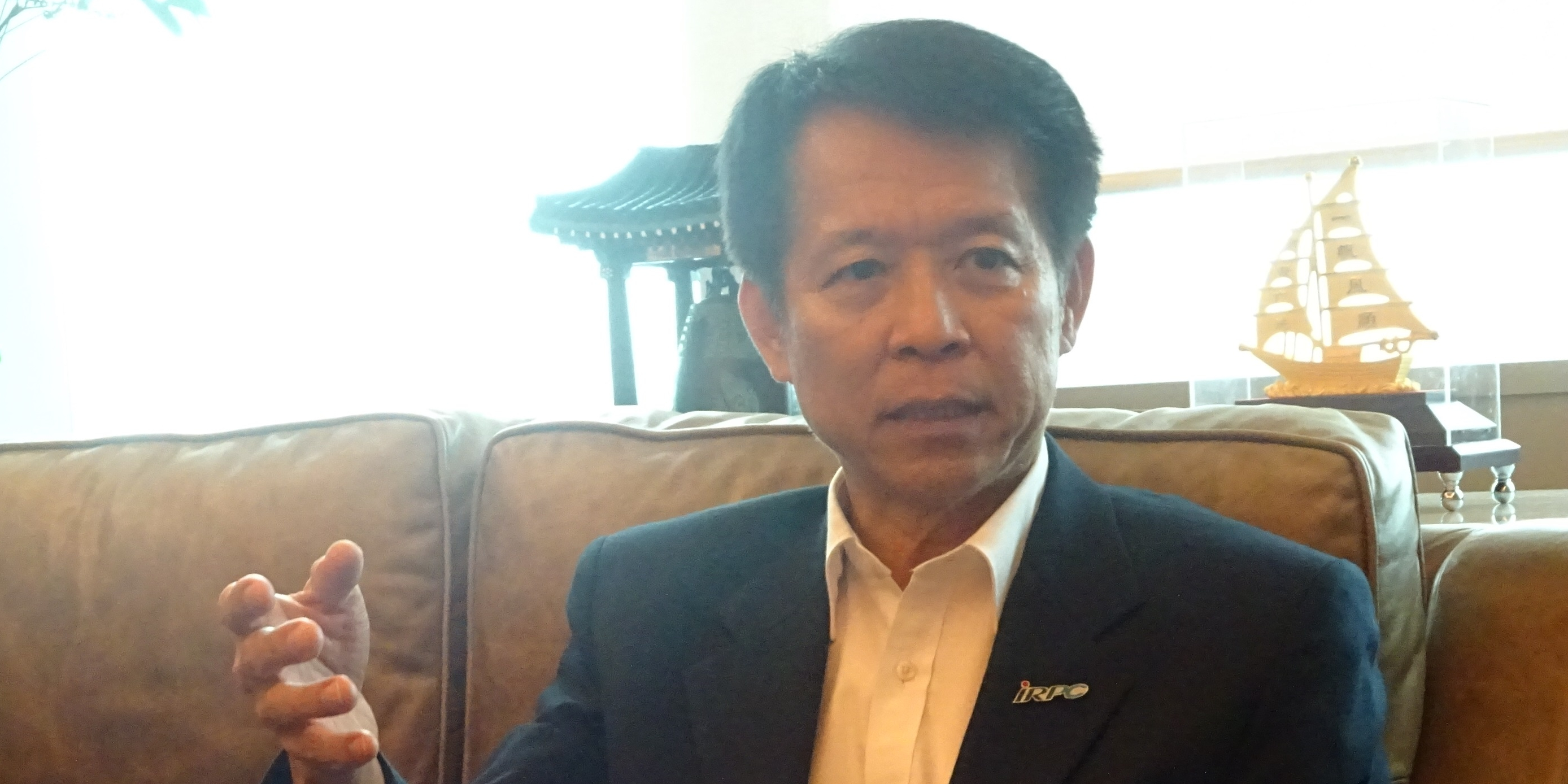Interview: IRPC President Sukrit Surabotsopon Talks Polypropylene, Market Trends