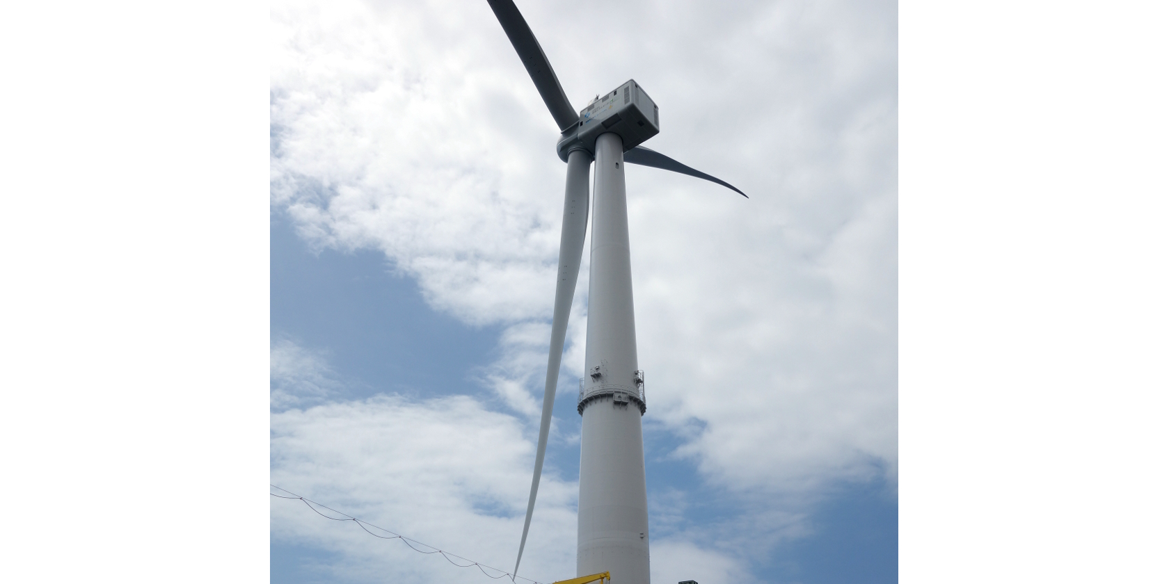 Offshore Wind Power Begins to Take Shape in Japan