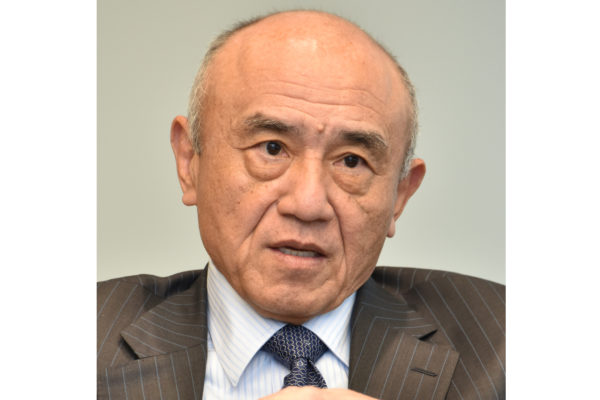 Mitsubishi Chemical Holdings President Hitoshi Ochi Discusses Prospects for 2019
