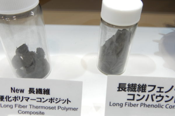 Sumitomo Bakelite Develops New Grade of Long Fiber Reinforced Thermosetting Resin