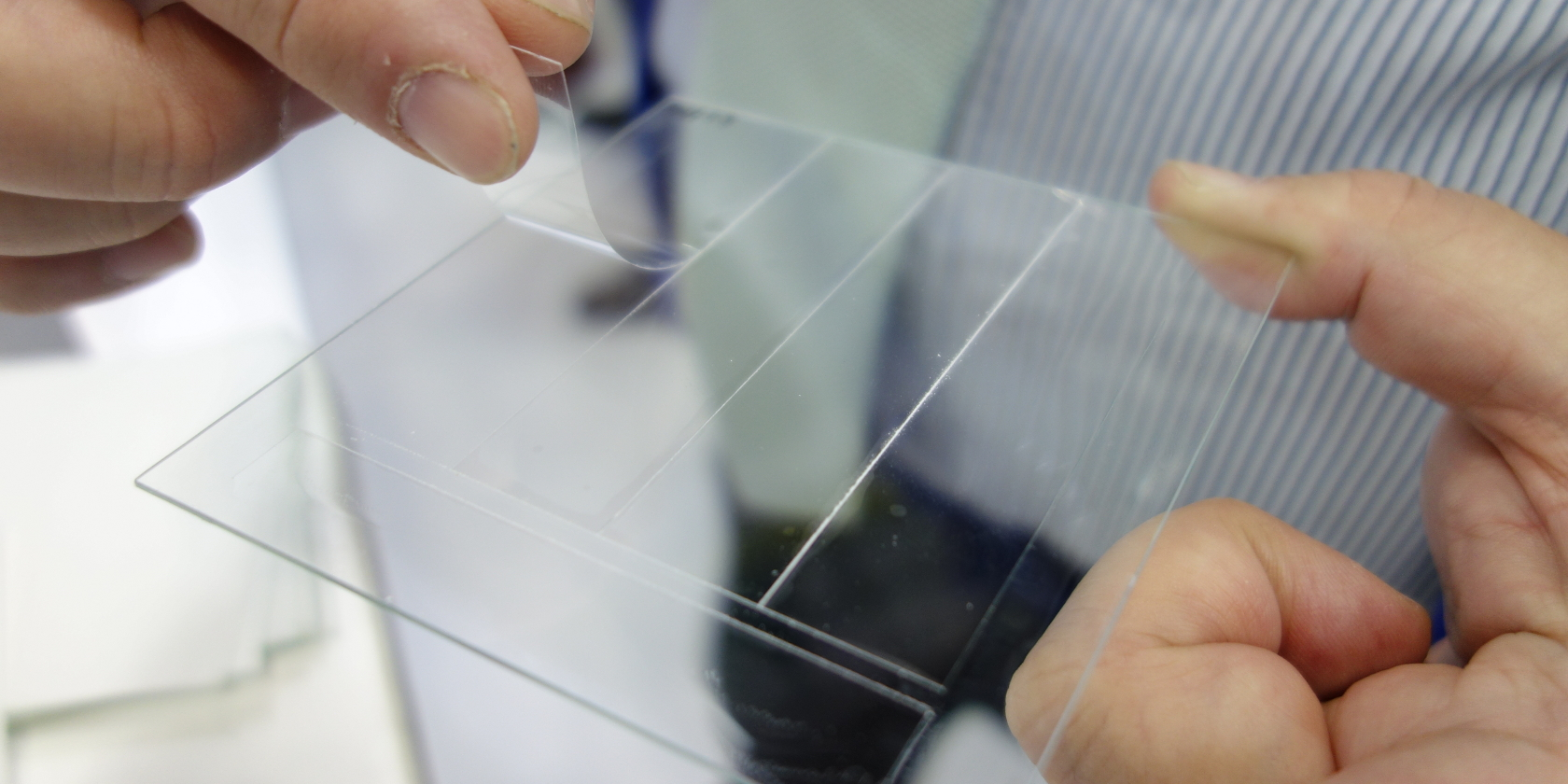 Nippon Kayaku Develops Flexible, Clear Resin for Next-Gen Panels