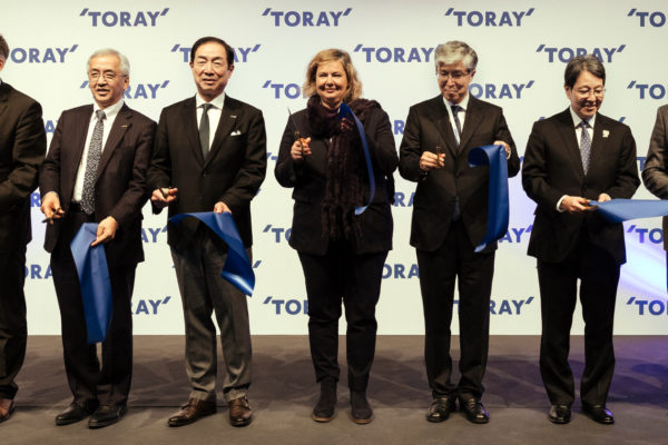 Toray Targets European Automotive Industry With New R&D Unit