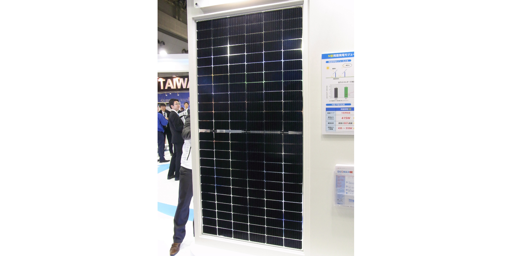 New Solar Modules Break Through 400-Watt Output Landmark