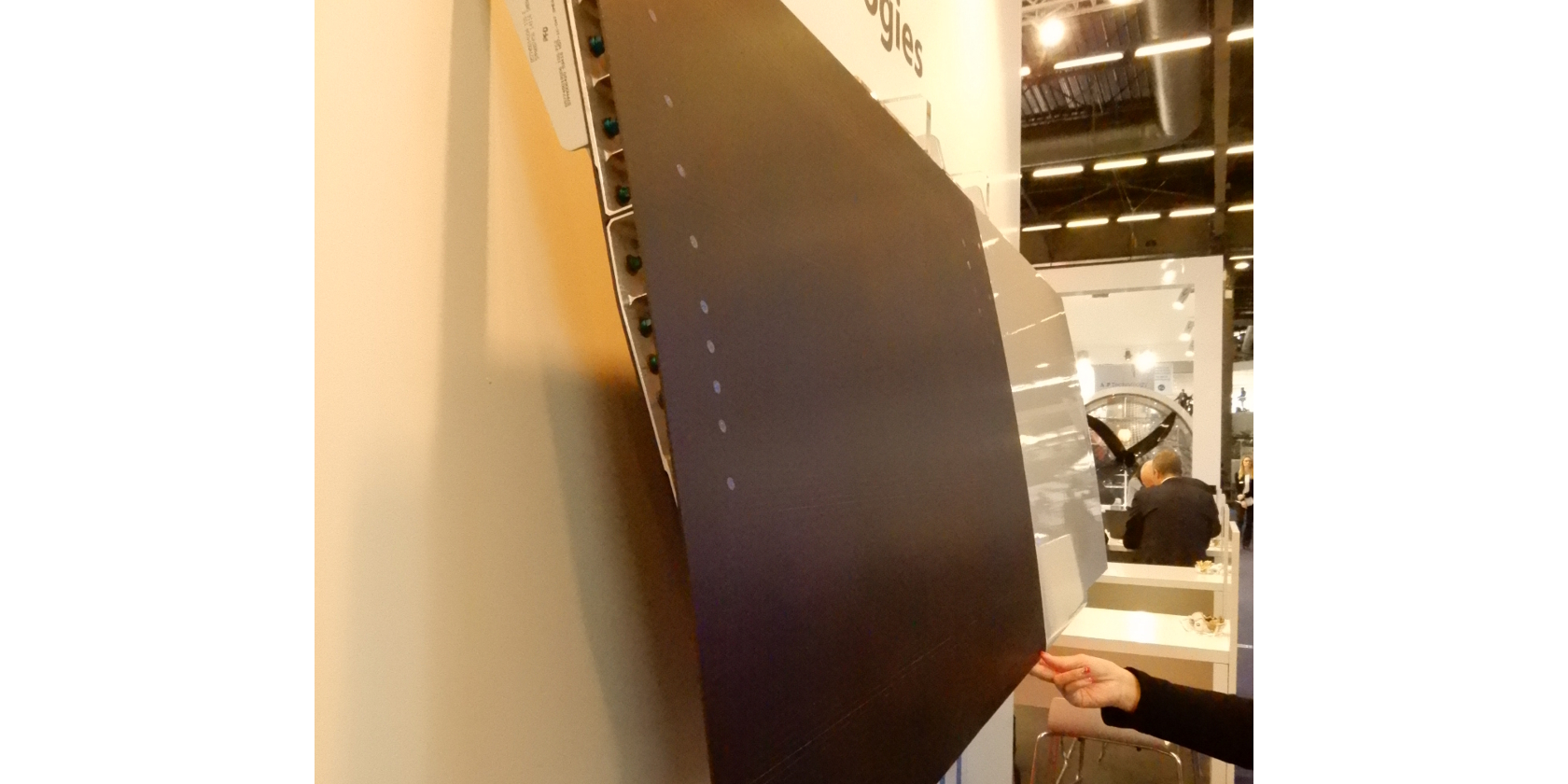 Teijin Targets Growth With Carbon Fiber Intermediate Materials for Aircraft