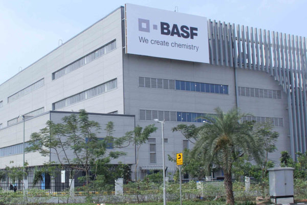 BASF Looks to Increase Indian Production of Automotive Exhaust Gas Catalysts
