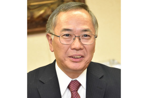 Mitsubishi Gas Chemical Representative Director Masamichi Mizukami Discusses Development Efforts