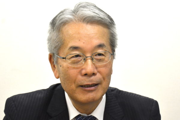 Nippon Shokubai Senior Managing Executive Officer Yojiro Takahashi Talks Development Efforts