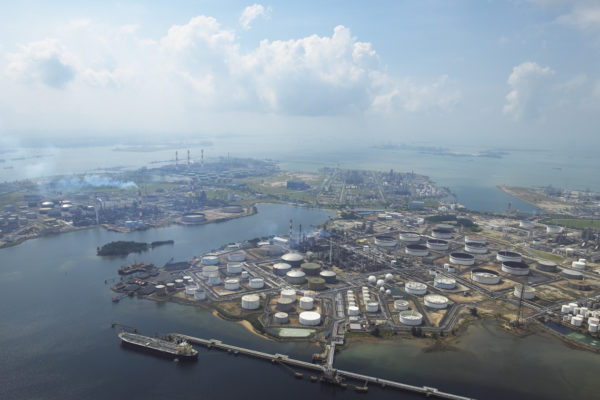 Singaporean Chemical Industry Faces New Challenges
