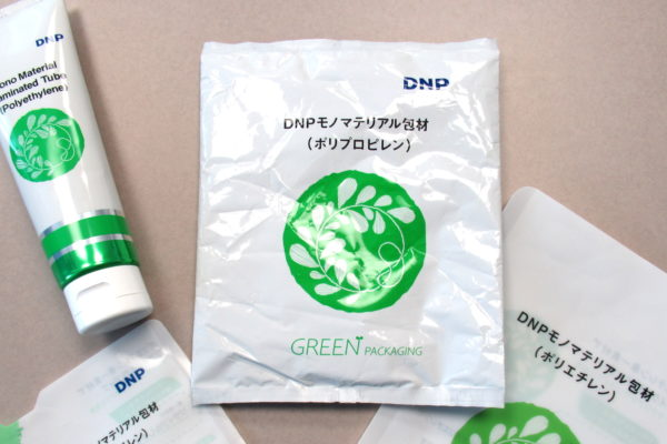 Dai Nippon Printing Makes Push With Monomaterial Packaging Materials