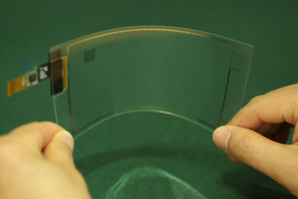Sumitomo Chemical Develops New OLED Components for Foldable Devices