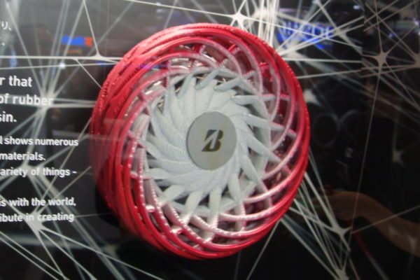 Tire Manufacturers Expand Efforts Around Material Recyclability