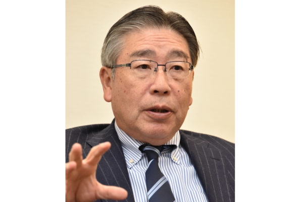 Interview: AGC President Takuya Shimamura Talks Economy, Investment and Integration