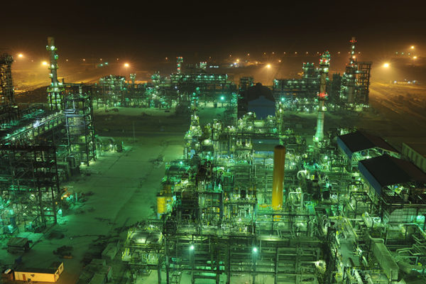 India Speeds up Push for Crude-to-Chemicals Operations