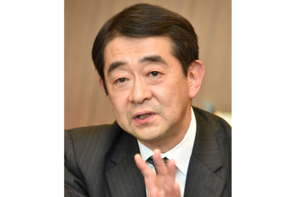 Interview: New Mitsui Chemicals President Osamu Hashimoto Looks to the Future