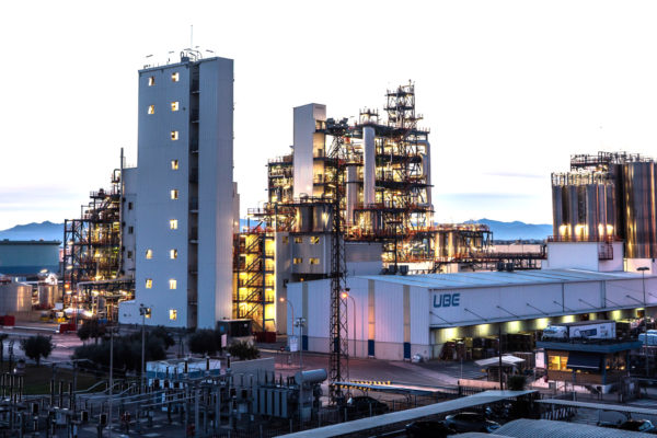 Ube Industries to Begin Full-Scale Production of Auto Part Resins in Spain